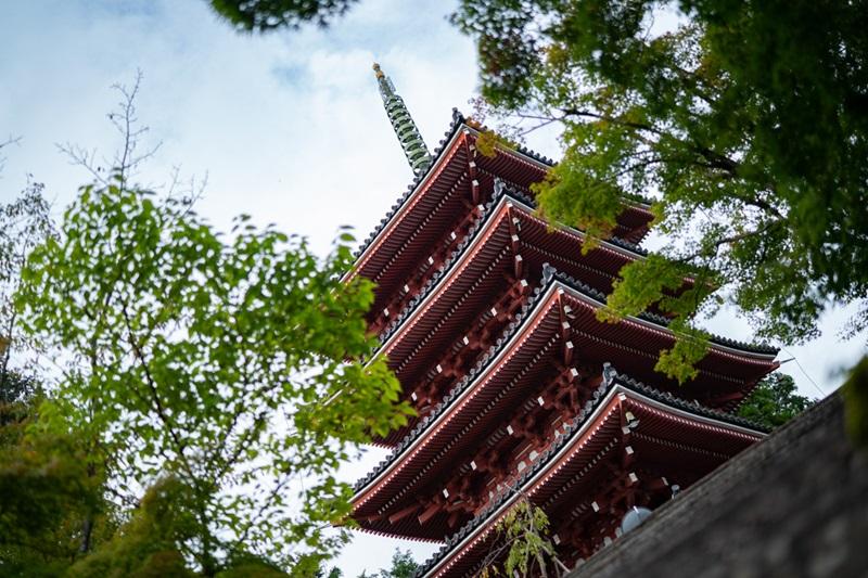 31番札所 竹林寺 (ちくりんじ)