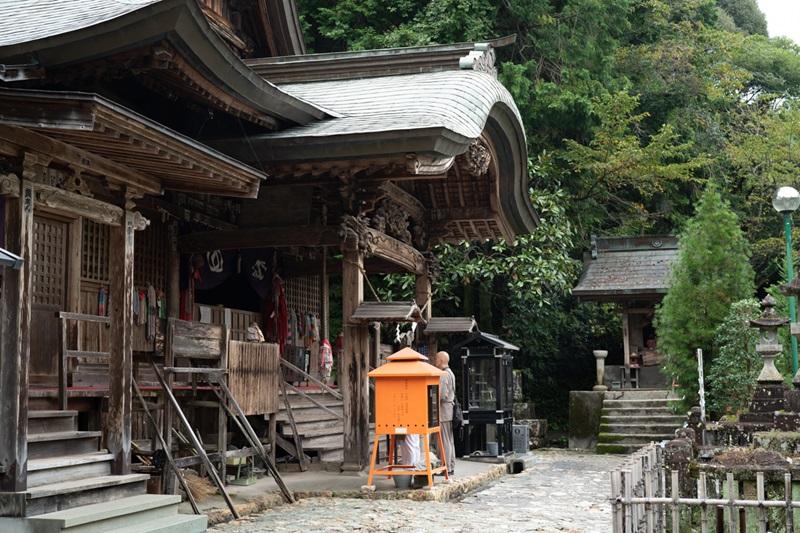 35番札所 清瀧寺 (きよたきじ)