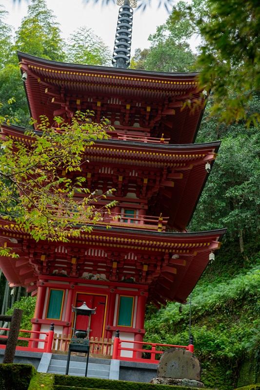 36番札所 青龍寺(しょうりゅうじ)