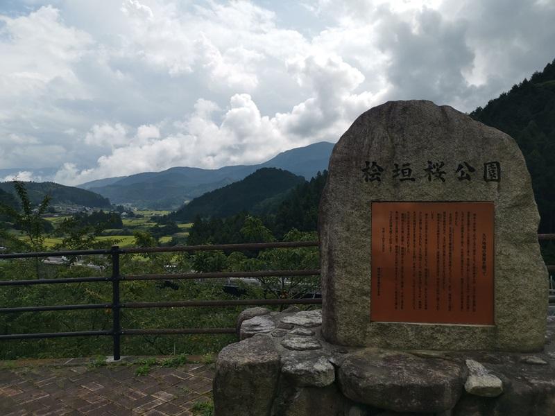 松垣桜公園