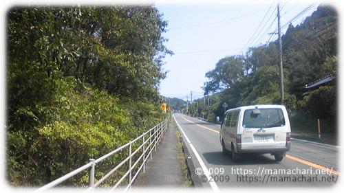 鹿児島の道