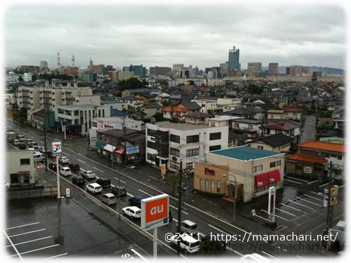 富山駅周辺のホテル